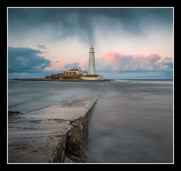 Joint 2nd Denise Compton - Passing Storm Over St Marys