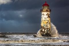 Clearing Storm Point of Ayr