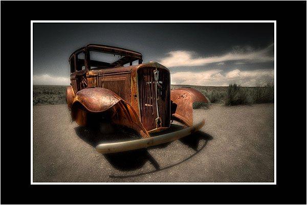 01 Abandoned in the Desert