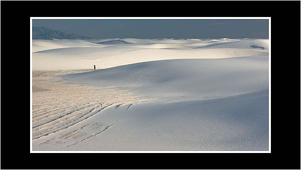 02 Solitude at White Sands NP